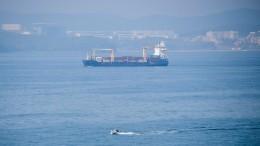Движение судов через пролив Босфор приостановлено из-за аварии танкера снефтью