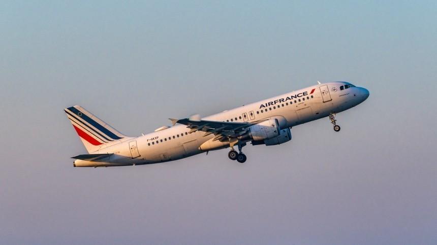 Air France возобновила рейсы изПарижа вМоскву после трехдневного перерыва