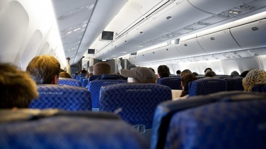 Самолет Москва— Симферополь проверяют из-за сообщения обугрозе взрыва