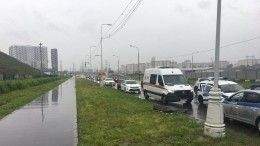 Ножом всердце: таксист убил мужчину наюго-востоке Москвы