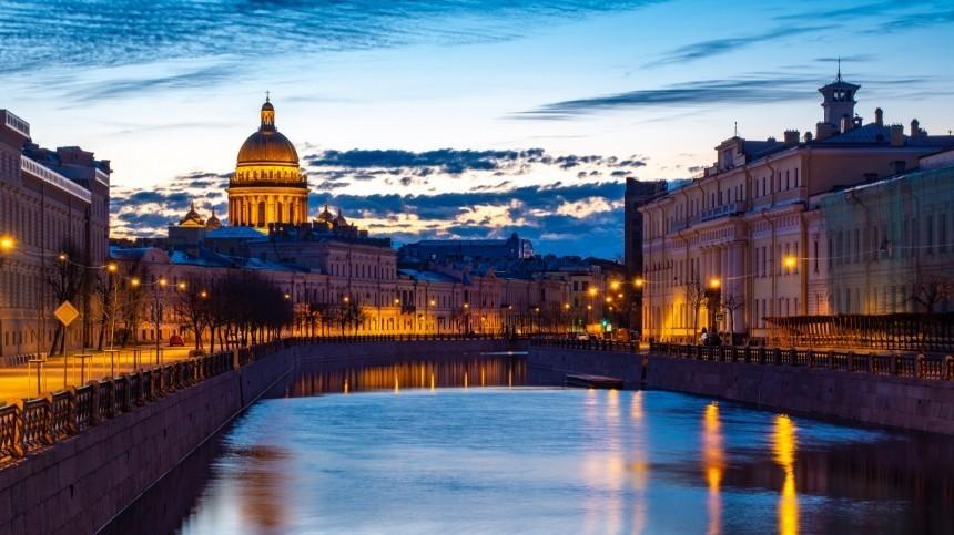 ВГидрометцентре объявили оначале сезона белых ночей вСанкт-Петербурге