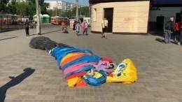 ВМинздраве сообщили осостоянии девочек, пострадавших при ЧПсбатутом вБарнауле