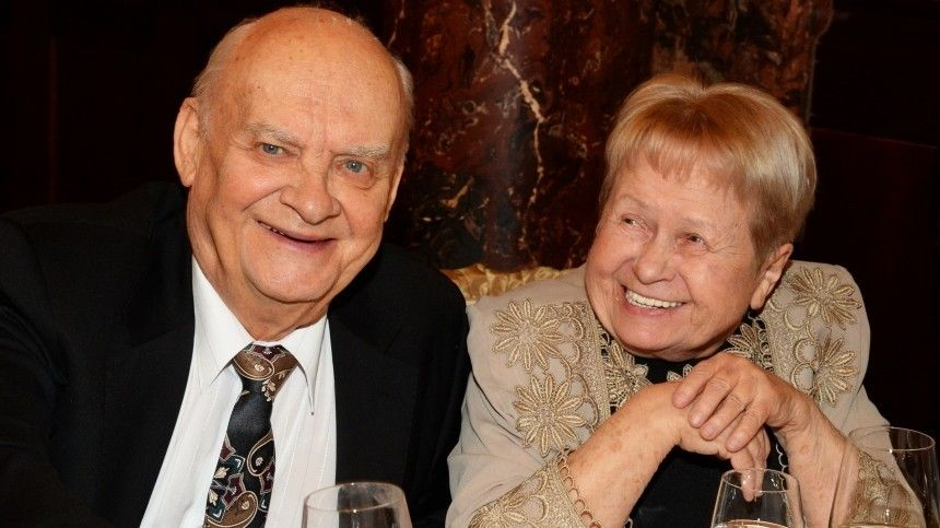Пахмутова рассказала осамочувствии Николая Добронравова после коронавируса