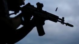 Видео сместа стрельбы вЕкатеринбурге, где ранили двух человек