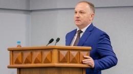 Вдоме экс-главы Владивостока Олега Гуменюка проходят обыски