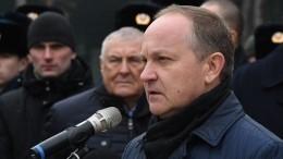 Стали известны детали обысков вдоме экс-мэра Владивостока Олега Гуменюка