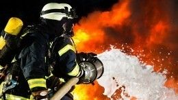 ВПетрозаводске едва несгорела гостиница под окнами правительства республики