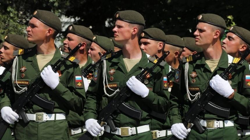 Россия ответит НАТО формированием 20 новых воинских частей исоединений