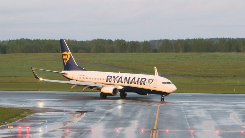 Где припадки? Захарова высмеяла Запад замолчание после посадки рейса Ryanair вБерлине