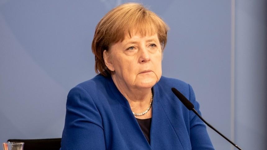 Датские спецслужбы возможно следили заАнгелой Меркель идругими