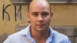 Бывшего директора «Открытой России»* Андрея Пивоварова задержали вПетербурге