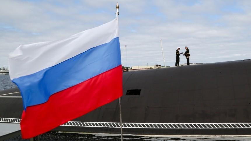 1июня отмечается день Северного флота ВМФ России