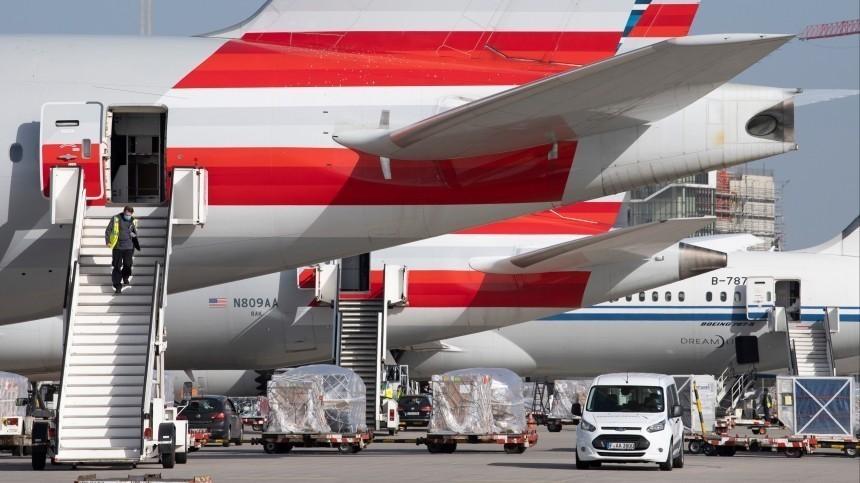 Чудеса навиражах: пилот Boeing наскорости снес столб ваэропорту Далласа