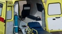 Пятеро детей пострадали врезультате взрыва газового баллона под Вологдой
