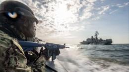 НАТО поставит наУкраину оружие под прикрытием учений Sea Breeze— Минобороны РФ