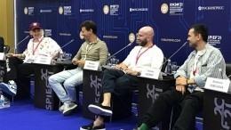 «Меня заставили!»— Даня Милохин вызвал аншлаг наПМЭФ-2021