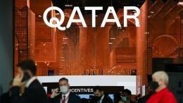 Самая многочисленная иностранная делегация прибыла наПМЭФ изКатара