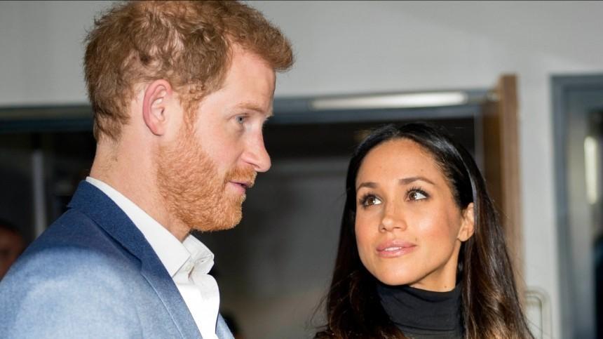 Стало известно, как могут назвать свою дочь принц Гарри иМеган Маркл?
