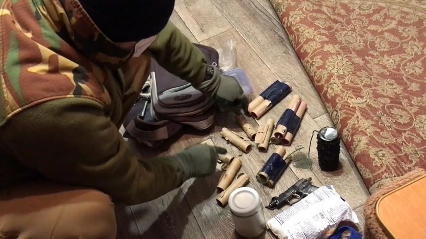 Вквартире «черного копателя», которому взрывом оторвало ногу, нашли СВУ