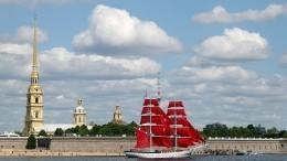 ВПетербурге вовсю идут репетиции праздника выпускников «Алые паруса-2021»