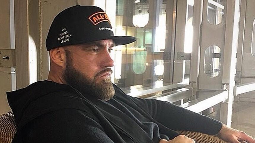 Умер актер икаскадер Андрей Погребинский