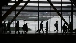 Более 200 россиян оказались заблокированы ваэропорту Турции— видео
