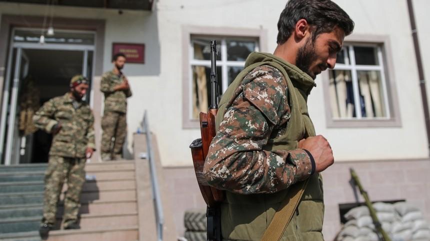 ВМоскве обсудили урегулирование армяно-азербайджанского конфликта