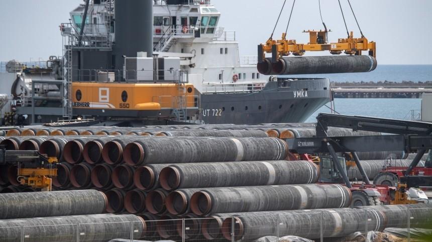 Сергей Иванов заявил ополной экологической безопасности «Северного потока— 2»