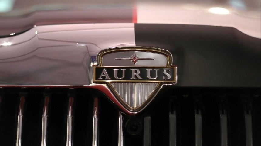 Мантуров назвал сроки запуска внедорожника Aurus всерийное производство