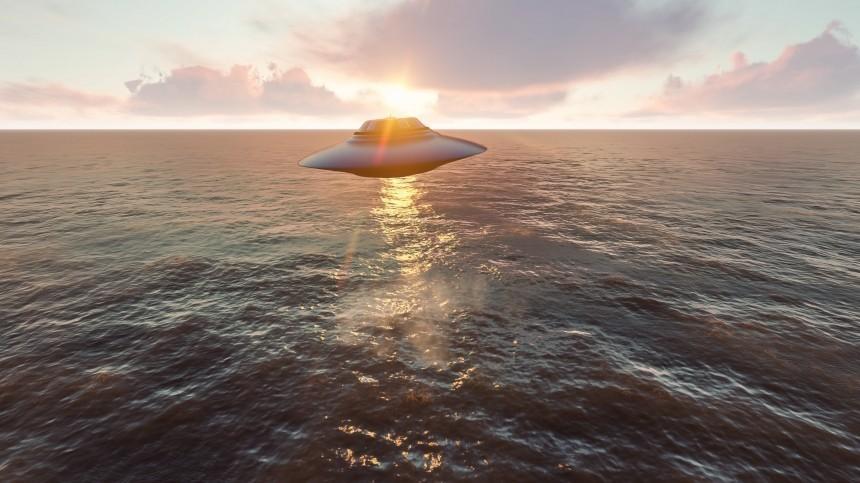 Уфологи: инопланетяне появляются неизкосмоса, аизморских глубин