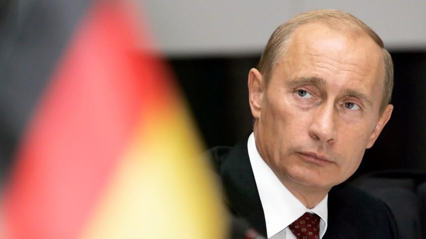 Посол Украины обвинил Германию встрахе перед Путиным
