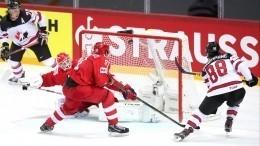 Россия второй раз подряд проиграла вовертайме четвертьфинала ЧМсКанадой