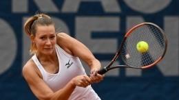 Российскую теннисистку Яну Сизикову задержали вПариже