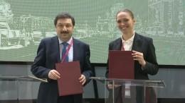 Соглашение осотрудничестве подписали Росмолодежь иРАНХиГС наПМЭФ-2021
