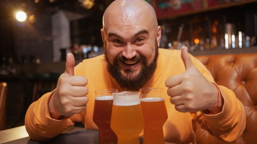 Как повнешности мужчины выявить пивного алкоголика— главные признаки