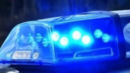 Подросток под командованием пьяного отца пытался уехать отстреляющих полицейских— видео