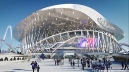 Тимченко рассказал подробности строительства «СКА Арены» попроекту австрийцев