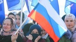 Путин заявил наПМЭФ, что для него важнее всего доверие российского народа
