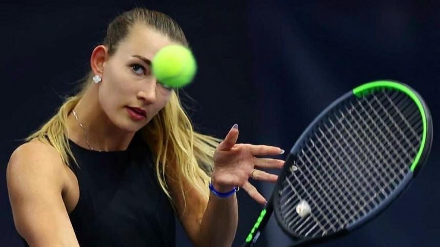Российскую теннисистку Сизикову освободили из-под стражи вПариже