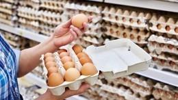 «Дефицита нет»: вРоссельхознадзоре опровергли зависимость РФотимпорта яиц