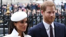 «Все еще семья»: принц Эдвард сженой заступились запринца Гарри иМеган Маркл