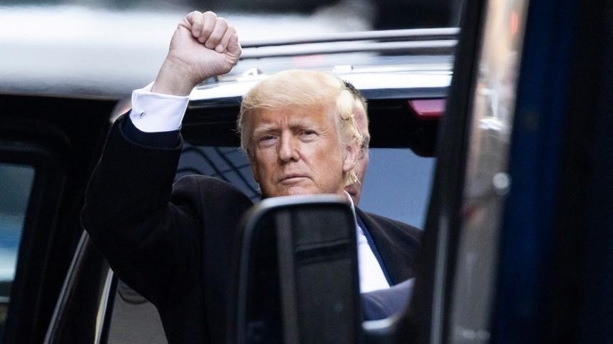 «Это интересно!»— Трампу предложили схему устранения Байдена споста президента США