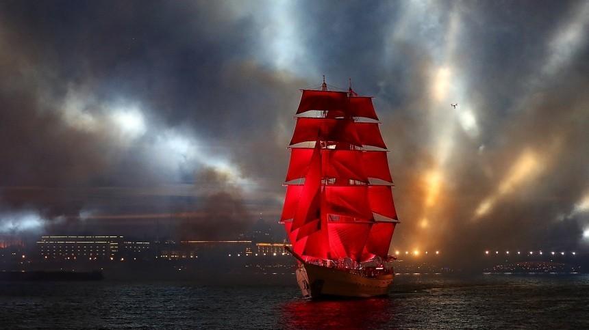 Знай имечтай: победители «Большой перемены» увидели магию создания праздника «Алые паруса»