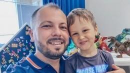 Потерявший жену Сумишевский рассказал, что мечтает сделать вместе ссыном