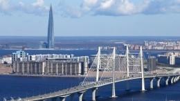 «Газпром» переезжает вПетербург: что отэтого выиграет город?