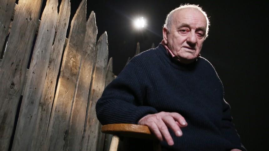 Умер сценарист фильмов «Мимино» и«Кин-дза-дза» Резо Габриадзе