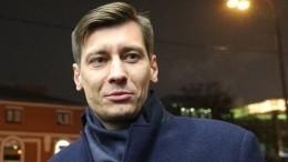 Политик Дмитрий Гудков бежал изРоссии наУкраину