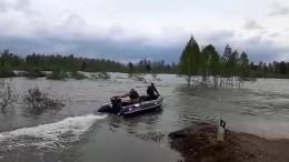 Режим ЧСиполная готовность: чем для Красноярска может обернуться рост уровня воды вЕнисее