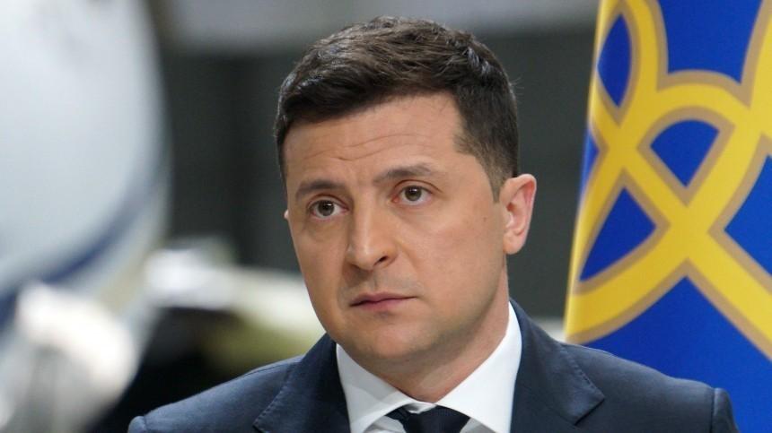 Зеленский разочаровался всоюзе сСША из-за позиции по«Северному потоку— 2»