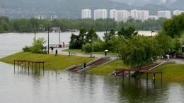 Красноярск готовится ксильнейшему засто лет наводнению